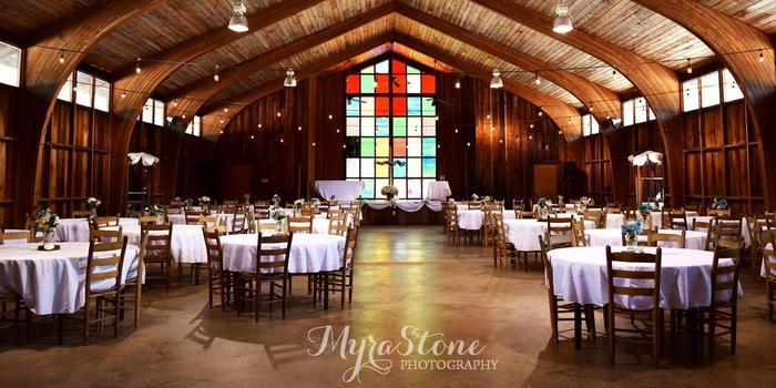Monroe Camp & Retreat Center wedding Charlotte
