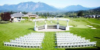 TPC Snoqualmie Ridge weddings in Snoqualmie WA