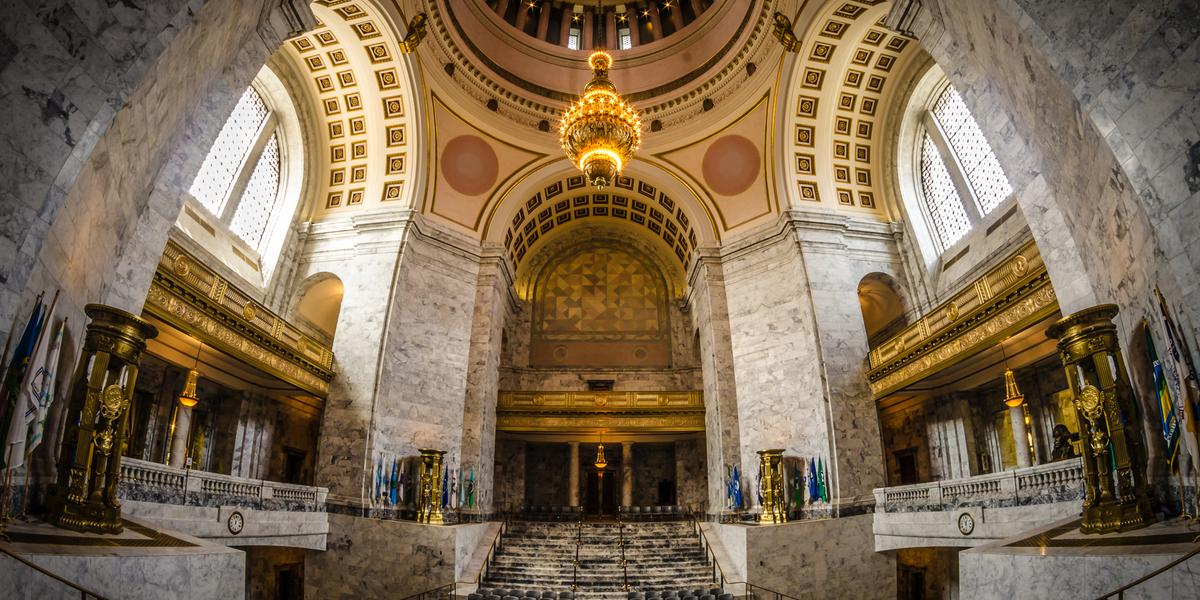 Washington State Legislative Building Weddings