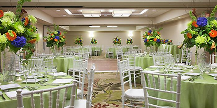 Newport Beach Marriott Bayview wedding venue picture 6 of 8 - Provided by: Newport Beach Marriott Bayview
