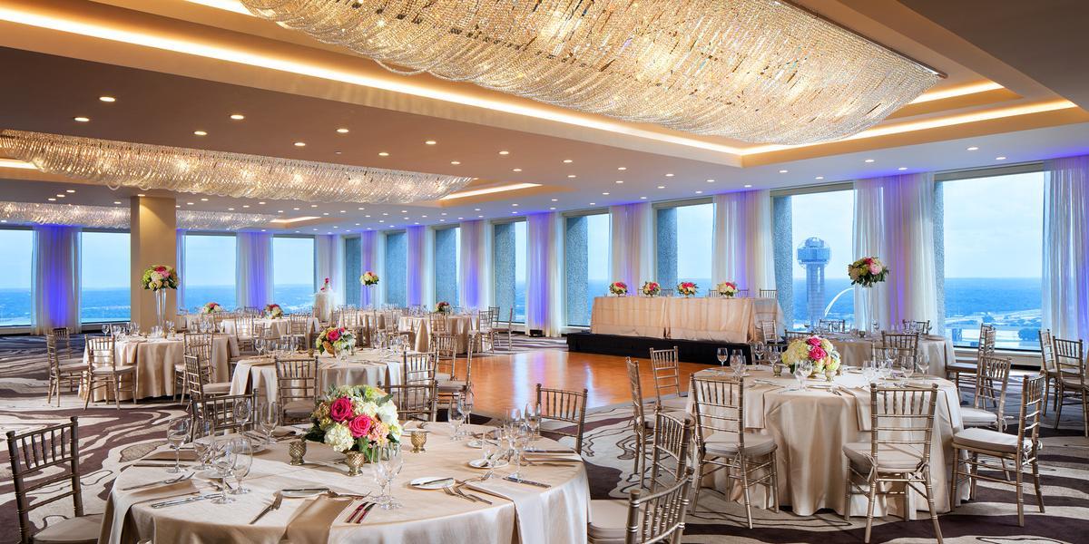 Wedding Reception Venues Dallas Tx Mini Bridal Wedding Reception