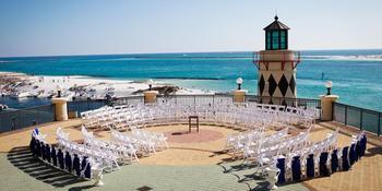 Emerald Grande weddings in Destin FL
