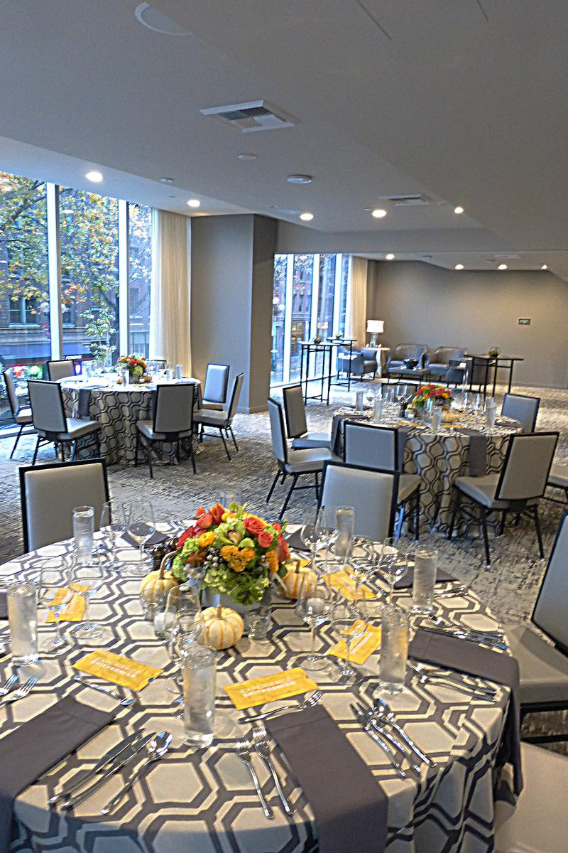 Thompson Seattle wedding venue picture 1 of 16 - Provided by: Thompson Seattle
