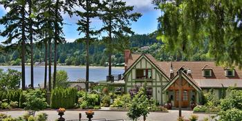 The Manor House at Pleasant Beach Village weddings in Bainbridge Island WA