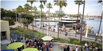 Aquarium of the Pacific weddings in Long Beach CA