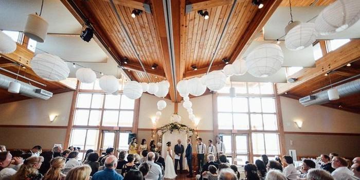 Northwest Maritime Center wedding Everett