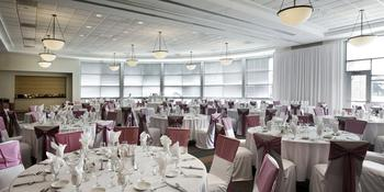 The Heritage Ballroom at the Centre of Elgin weddings in Elgin IL