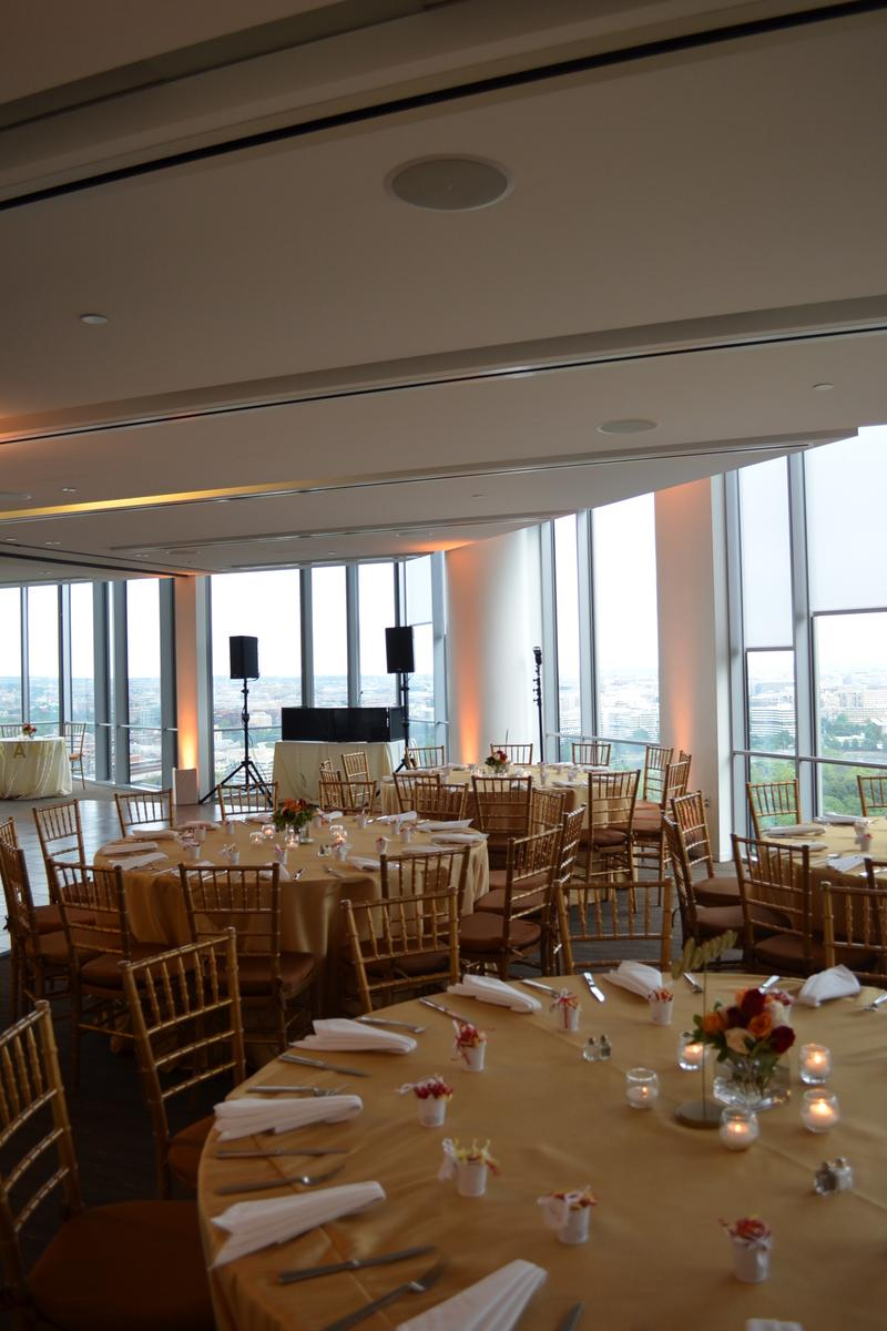 CEB Waterview Conference Center wedding venue picture 2 of 8 - Provided by: Ceb Waterview Conference Center