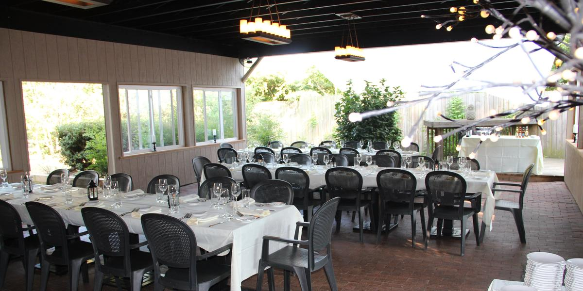 The Ivy Inn Restaurant Weddings