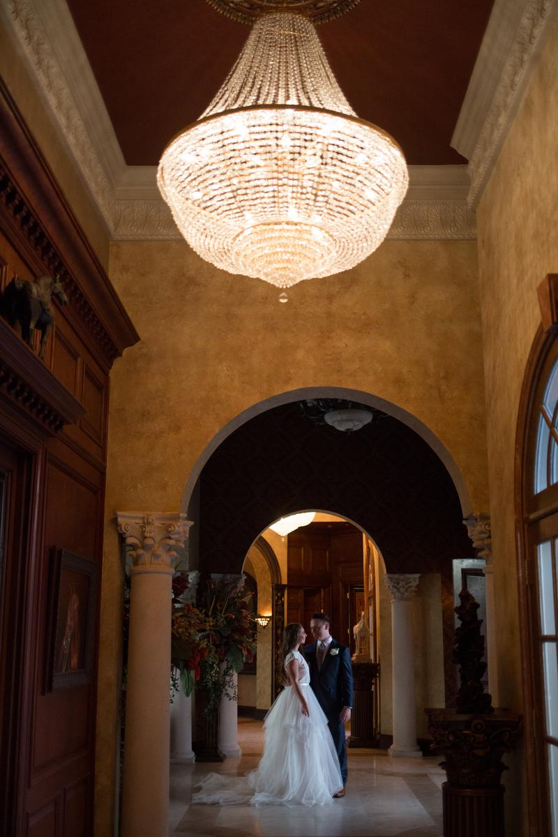 Casa Bella Estate wedding venue picture 5 of 8 - Photo by : Emily Plank Photography