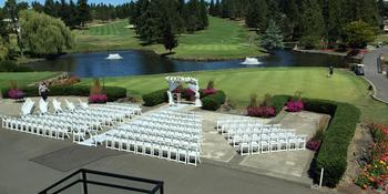 Meridian Valley Country Club weddings in Kent WA