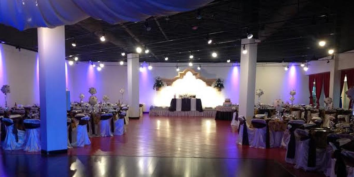 Dallas Events Center Sigma Weddings