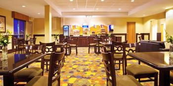 Holiday Inn Express Suites Chicago North Waukegan Gurnee weddings in Waukegan IL