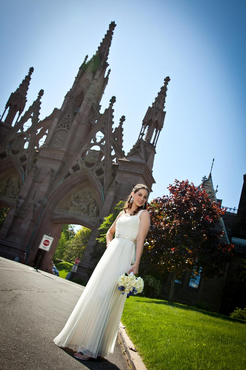 Green-wood Cemetery wedding venue picture 3 of 3 - Provided by: Kelly Nunn Portrait Art