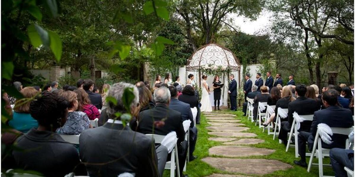 Hummingbird House Weddings In Manchaca Tx