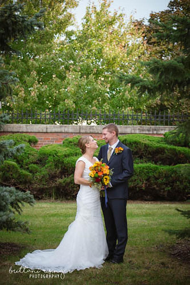Park Central Banquet Hall wedding venue picture 3 of 8 - Photo by: Brittani Risinger Photography
