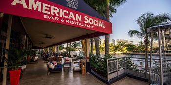 American Social Brickell weddings in Miami FL