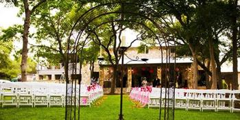 Angel Springs Event Center weddings in Georgetown TX