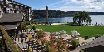 Clearwater Casino Resort weddings in Suquamish WA