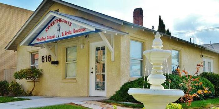 Sweethearts Wedding Chapel & Bridal Boutique wedding venue picture 1 of 7 - Provided by: Sweethearts Wedding Chapel