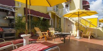 Villa Sinclair Beach Suites & Spa weddings in Hollywood Beach FL