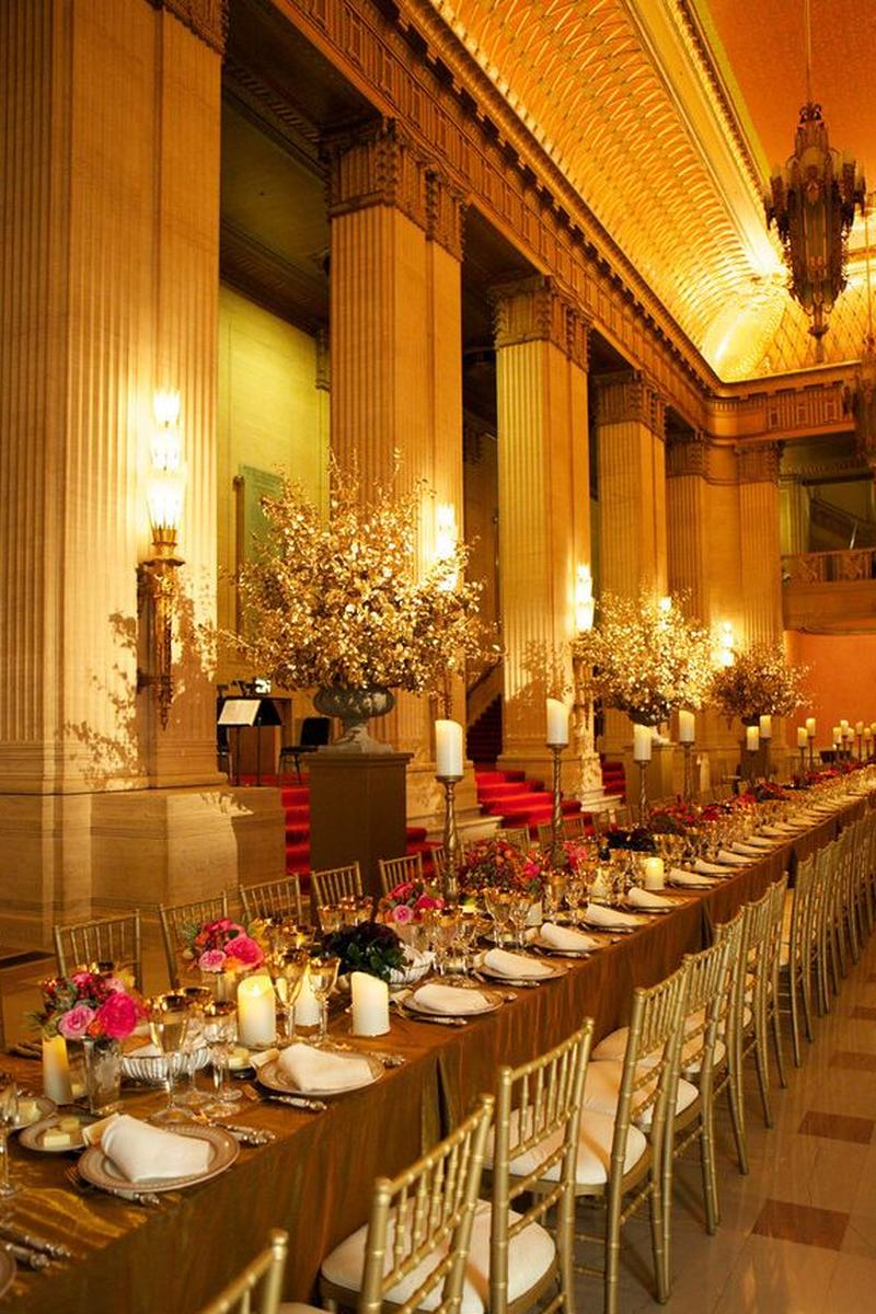 Lyric Opera House Weddings | Get Prices for Wedding Venues in IL