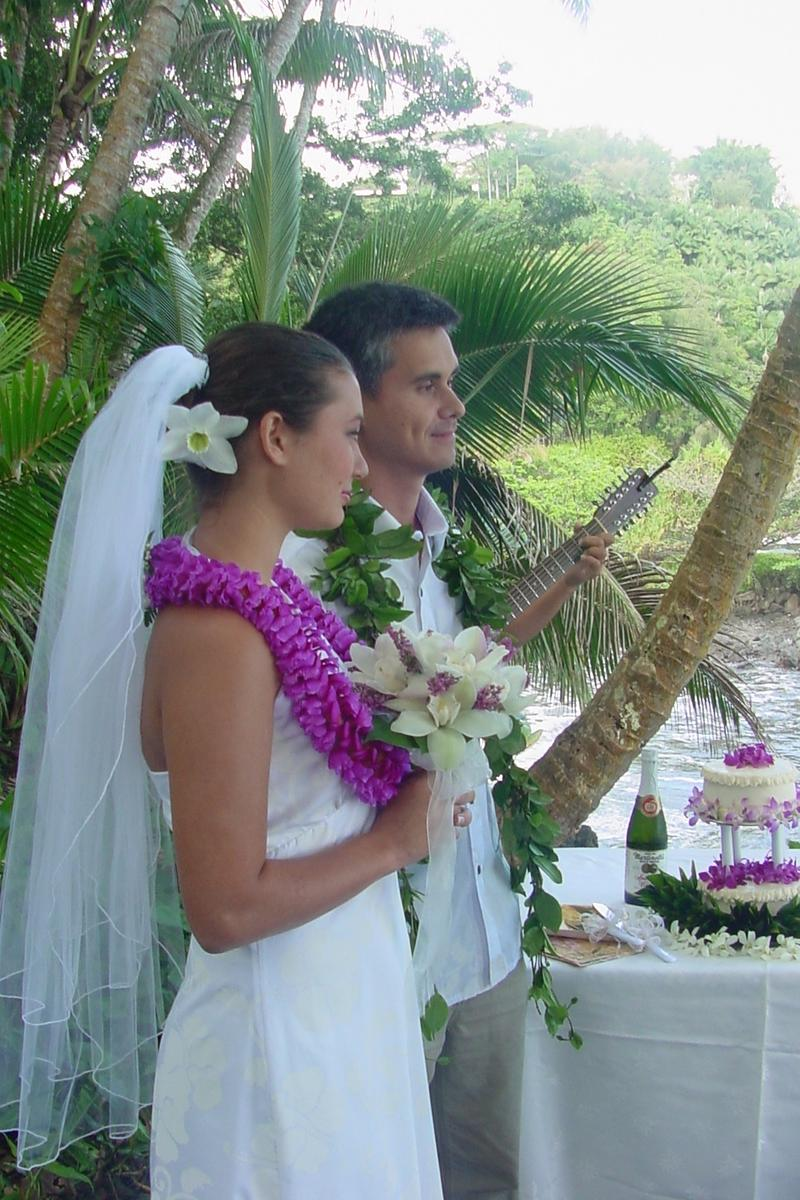 Hawaii Tropical Botanical Garden wedding venue picture 5 of 7 - Provided by: Hawaii Tropical Botanical Garden