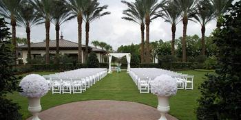 Crosswater Hall weddings in Ponte Vedra FL