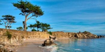 Lovers Point Park weddings in Pacific Grove CA