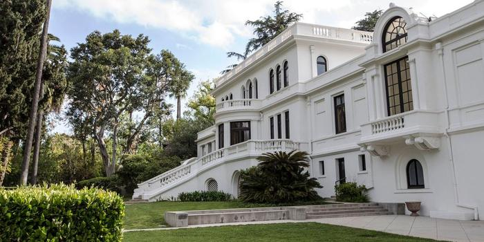 Fenyes Estate Garden at Pasadena Museum of History Weddings