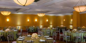 Sheraton Reston Hotel weddings in Reston VA