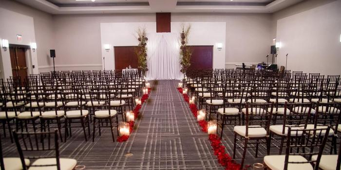 Hyatt Regency Fairfax wedding venue picture 7 of 8 - Photo by:  Memories of Bliss