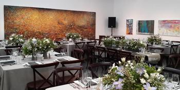 Paul Mahder Gallery, a Milestone Property weddings in Healdsburg CA