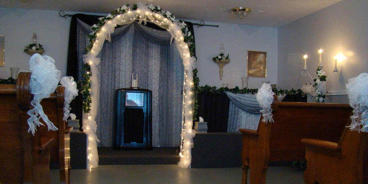 Calovic Chapel Weddings