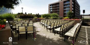 Pan Pacific Hotel Seattle weddings in Seattle WA