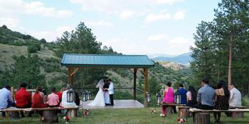 Timber Ghost Ridge weddings in Florissant CO