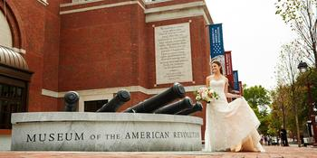 Museum of the American Revolution weddings in Philadelphia PA