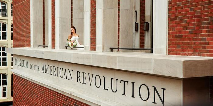 Museum of the American Revolution wedding venue picture 10 of 16 - Provided by: Museum of the American Revolution