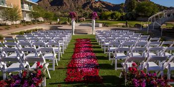 Mountain Shadows weddings in Paradise Valley AZ