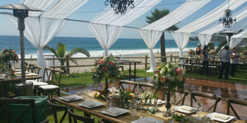 Romantic Beachside Park weddings in South Laguna CA