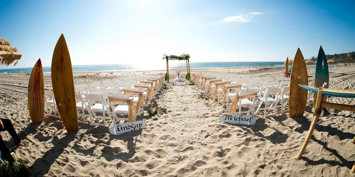 Romantic Beachside Park wedding venue picture 2 of 8 - Provided By: Romantic Beachside Park