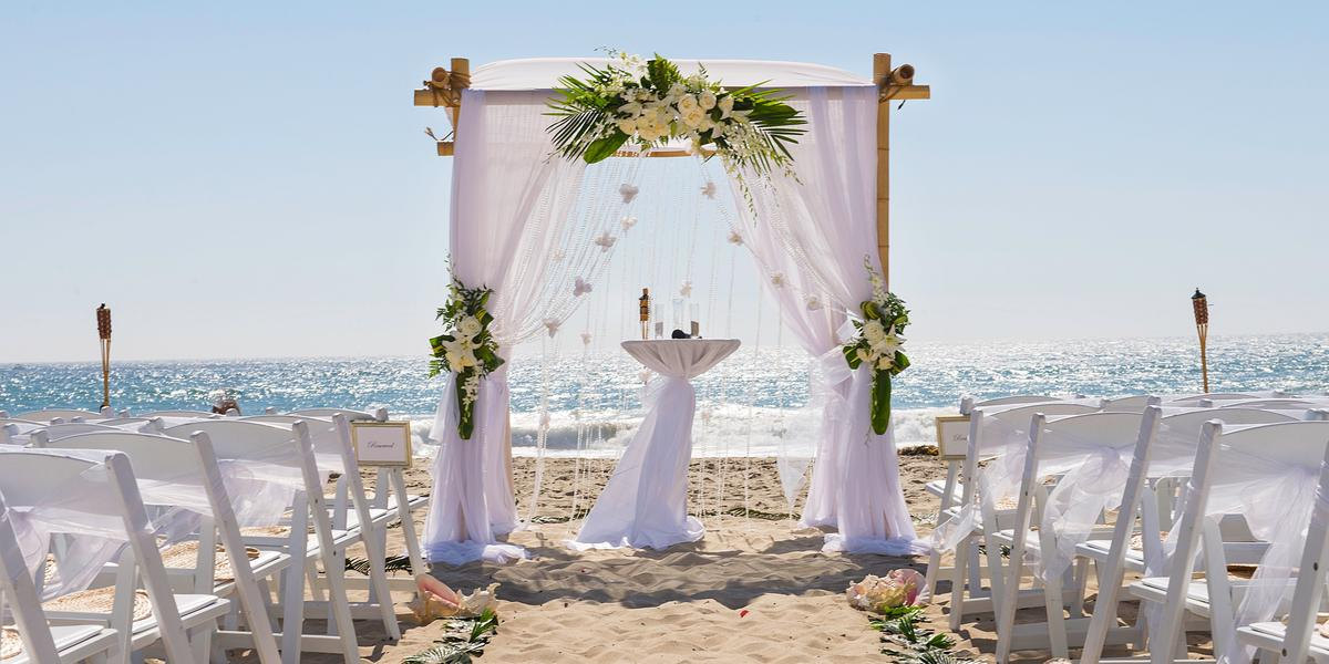 Romantic beachside park weddings get prices for wedding for Wedding spots in california