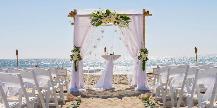 Romantic Beachside Park wedding venue picture 1 of 8 - Provided By: Romantic Beachside Park