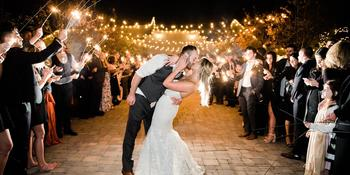 Romantic Country Club weddings in Trabuco Canyon CA