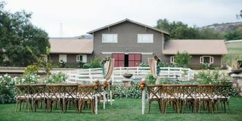 Country Vineyard weddings in Trabuco Canyon CA