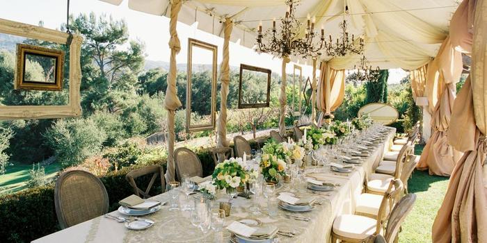Ojai Valley Inn & Spa wedding Santa Barbara