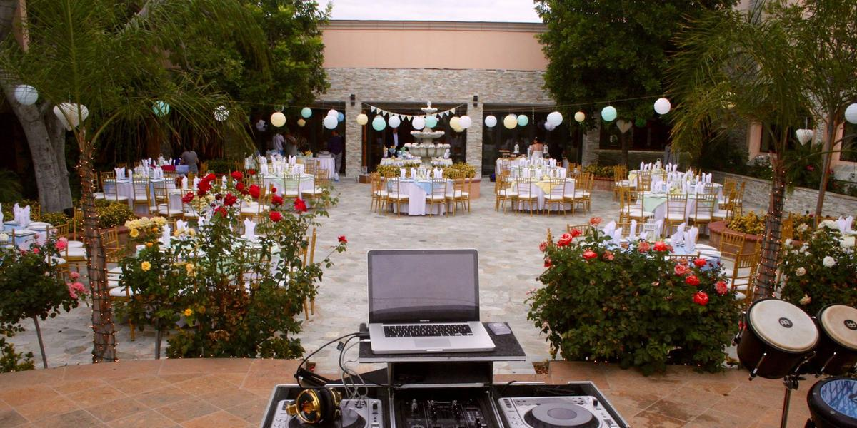Encino banquet and garden weddings get prices for wedding venues Garden wedding venues los angeles