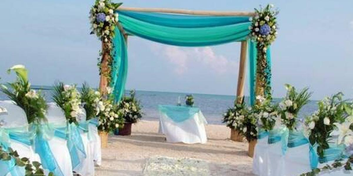 Best Beach Weddings In Texas