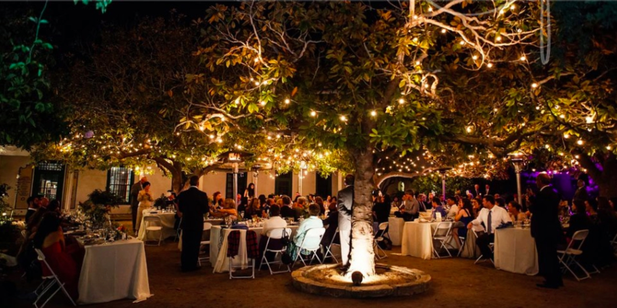 Memory Gardens At Monterey State Historic Park Weddings