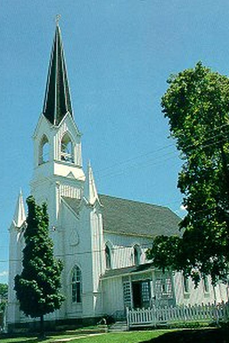 Maple Street Chapel wedding venue picture 2 of 8 - Provided by: Maple Street Chapel
